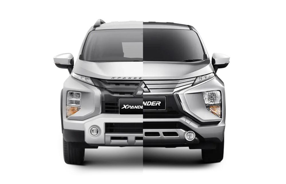 5 Perbedaan Xpander dengan Xpander Cross